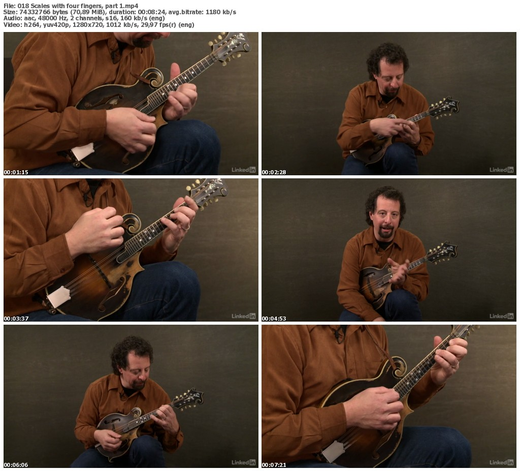 Lynda - Mandolin Lessons with Mike Marshall: 3 Simplifying Difficult Tunes