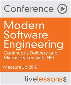 Modern Software Engineering: Continuous Delivery and Microservices with .NET