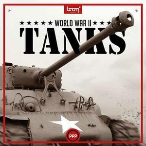 Boom Library WW2 Tanks WAV