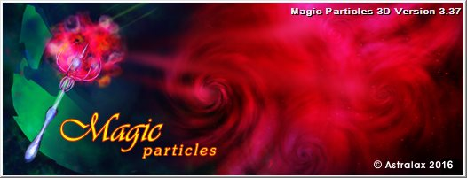 Astralax Magic Particles 3D / 3D (Dev) 3.37