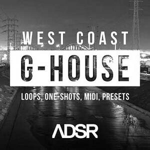ADSR Sounds West Coast G-House WAV MiDi MASSiVE SAMPLER iNSTRUMENTS PATCHES