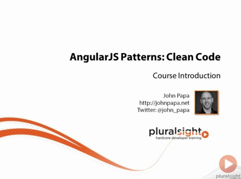 AngularJS Patterns: Clean Code