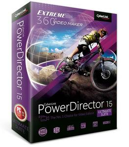 CyberLink PowerDirector Ultimate Suite 15.0.2026.0 Multilingual