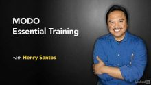 Lynda - MODO Essential Training