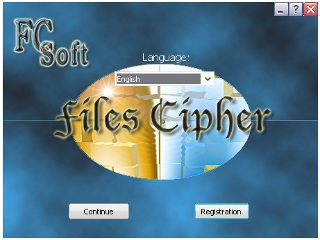Files Cipher 2.1