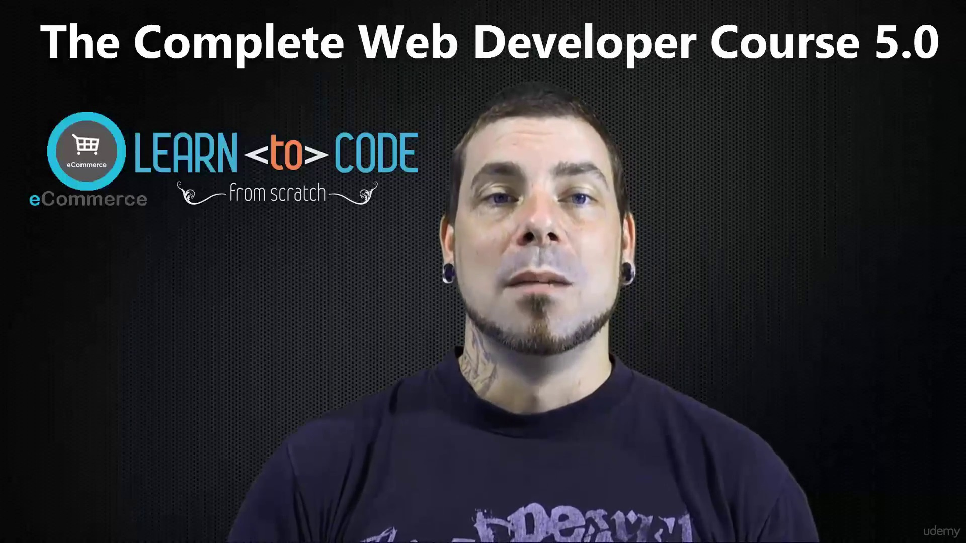 The Complete E-Commerce Web Developer Course 5.0 (2016)