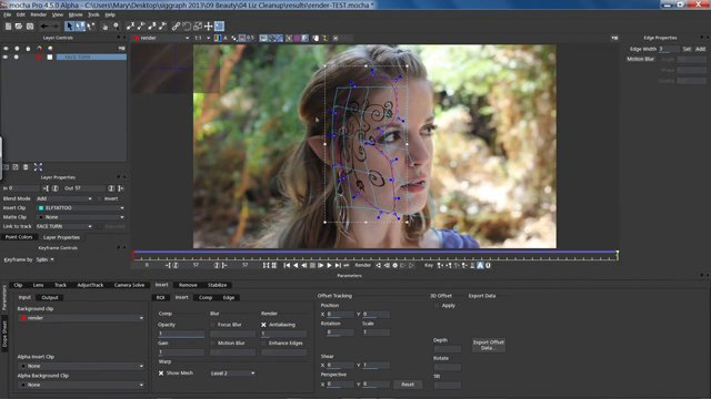 Imagineer Systems Mocha Pro OFX / Adobe / Avid Plugin v5.1.1 (Win/Mac/Lnx)