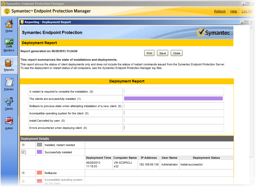 Symantec Endpoint Protection Manager 14.0.1904.0000 (Win/Mac/Lnx)