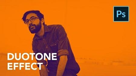 Photoshop is Easy: How to Create Duotone Effect in a Minute
