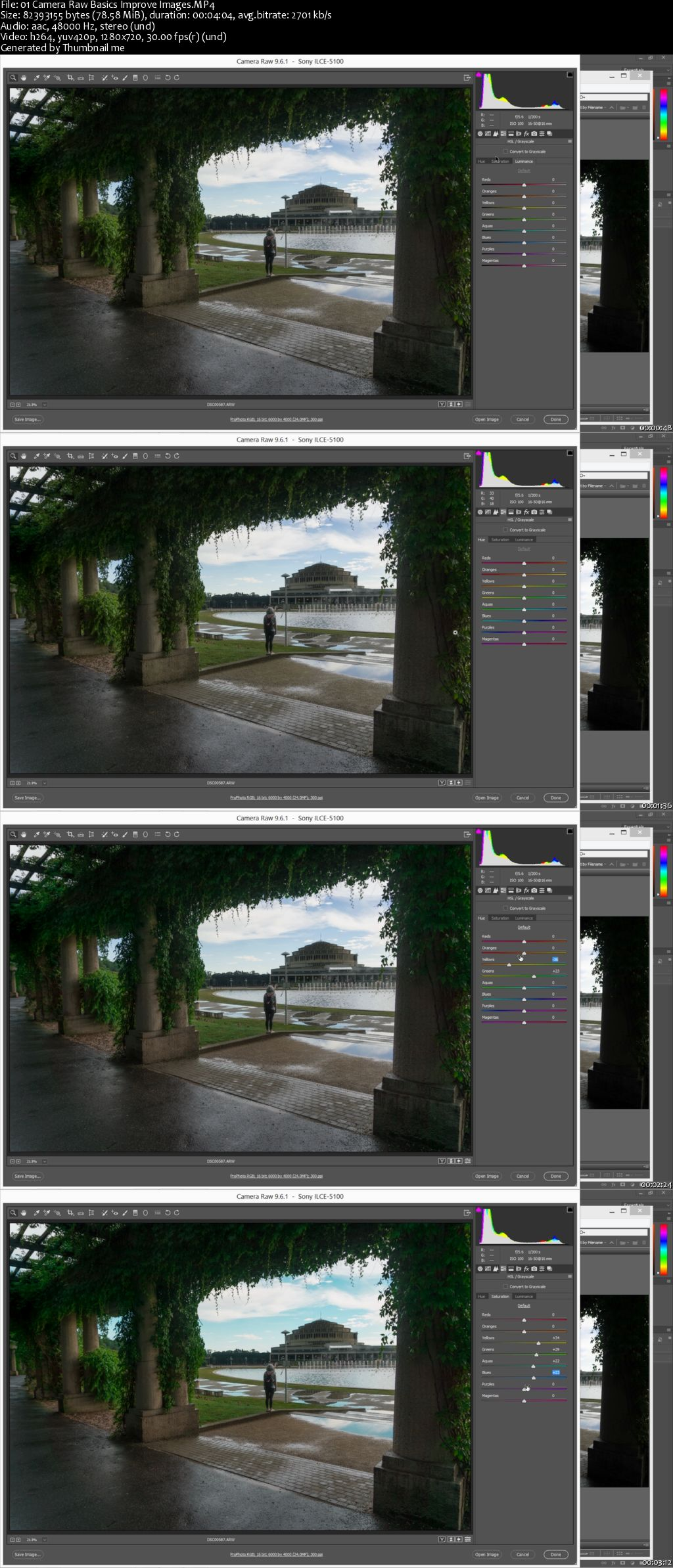 Make Your Images Outstanding in Photoshop
