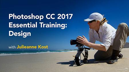 Lynda - Photoshop CC 2017 Essential Training: Design