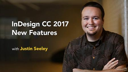 Lynda - InDesign CC 2017: New Features