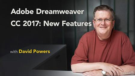 Lynda - Dreamweaver CC 2017: New Features