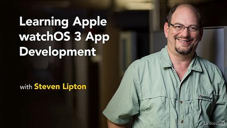 Lynda - Learning Apple watchOS 3 App Development