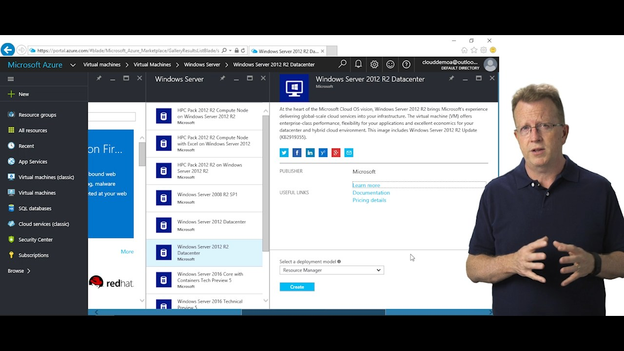 Azure Advanced Virtual Machine Deployment