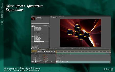 Lynda - After Effects Apprentice 09: Expressions (updated Nov 09, 2016)