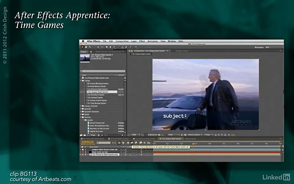 Lynda - After Effects Apprentice 10: Time Games (updated Nov 10, 2016)