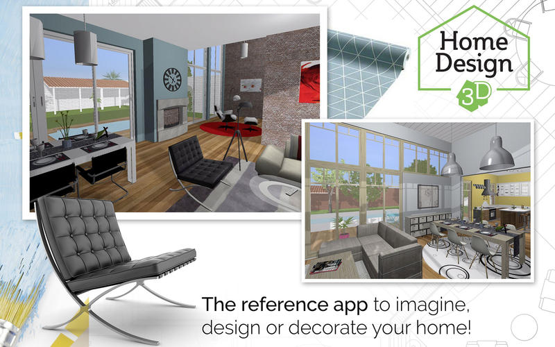 Home Design 3D 4.0.4 Mac OS X