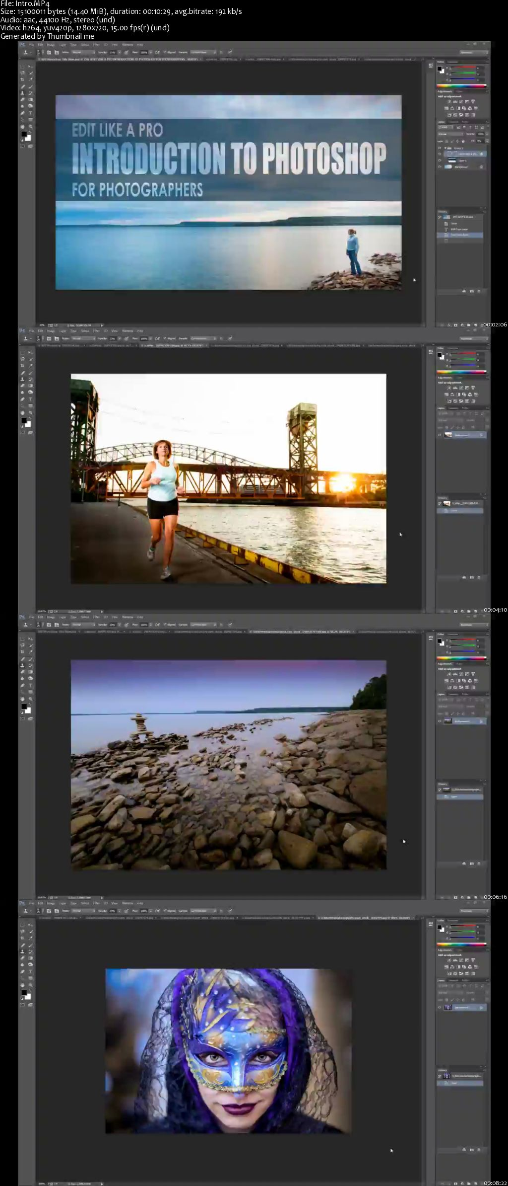 Edit Like a Pro: Photoshop for Photographers