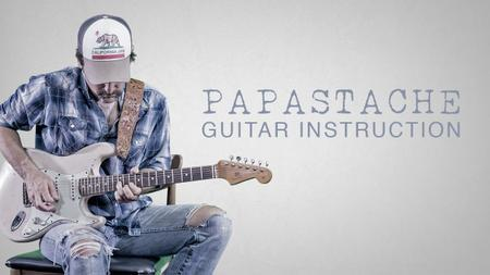 Papastache - Blues Soloing Secrets Major Pentatonic Level 1 (2016)