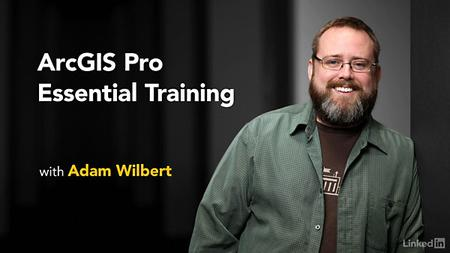 Lynda - ArcGIS Pro Essential Training