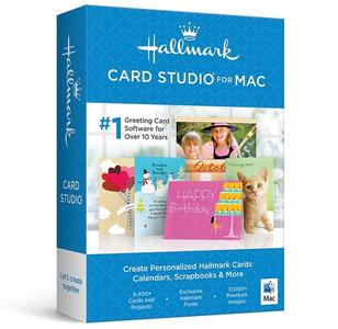 Hallmark Card Studio 2017 for Mac 4.0.0.3