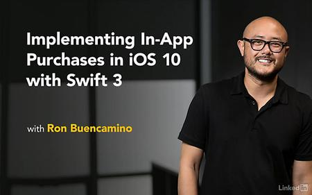 Lynda - Implementing In-App Purchases in iOS 10 with Swift 3