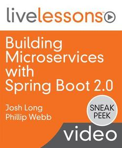 Building Microservices with Spring Boot 2.0