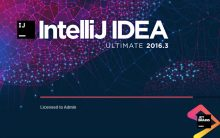 JetBrains IntelliJ IDEA Ultimate 2016.3.6
