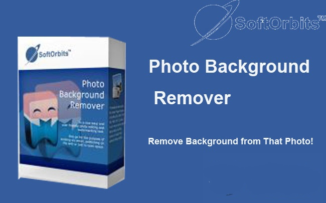 Softorbits Photo Background Remover 2.0