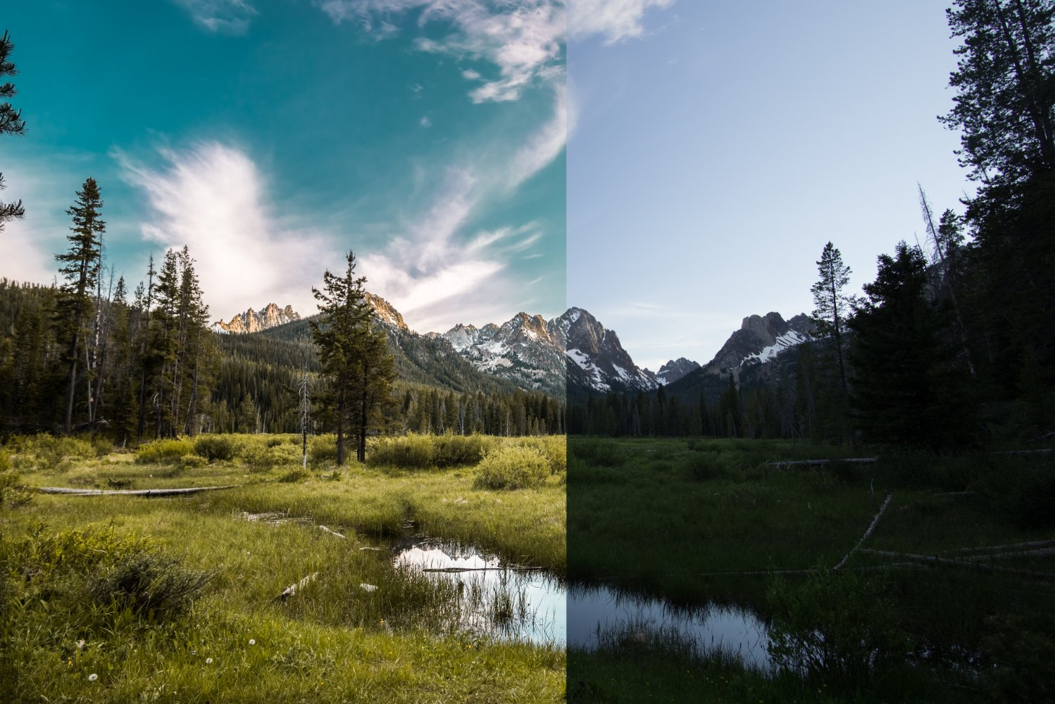 Simple Steps to Editing Breathtaking and Moody Landscape Shots in Lightroom