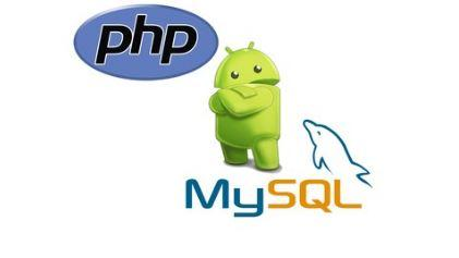 Android Development Working With Mysql & PHP(Live on Web) (2016)