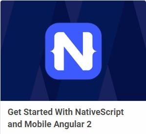 TutsPlus - Get Started With NativeScript and Mobile Angular 2 (2016)