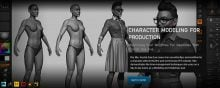 The Gnonom Workshop – Character Modeling for Production