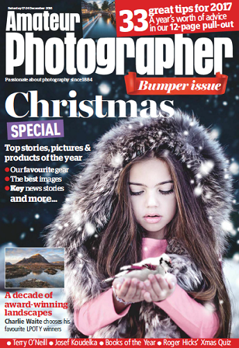 Amateur Photographer – 17 December 2016