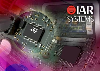 IAR Embedded Workbench for STM8 version 2.20.2