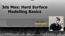 Lynda – 3ds Max: Hard Surface Modeling Basics