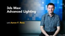 Lynda – 3ds Max: Advanced Lighting
