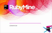JetBrains RubyMine 2017.1.5 Build 171.4694.62