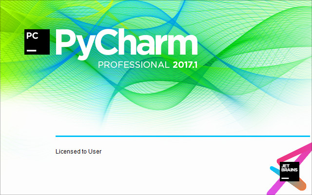 JetBrains PyCharm Professional 2017.1 Build 171.3780.115