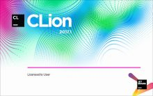 JetBrains CLion 2017.2.1 Build 172.3544.40