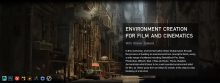 The Gnomon Workshop – Environment Creation for Film and Cinematics