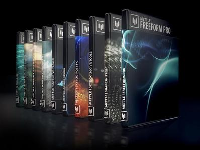Mettle Plugins Bundle 22.04.2017 CE for After Effects & Premiere Pro