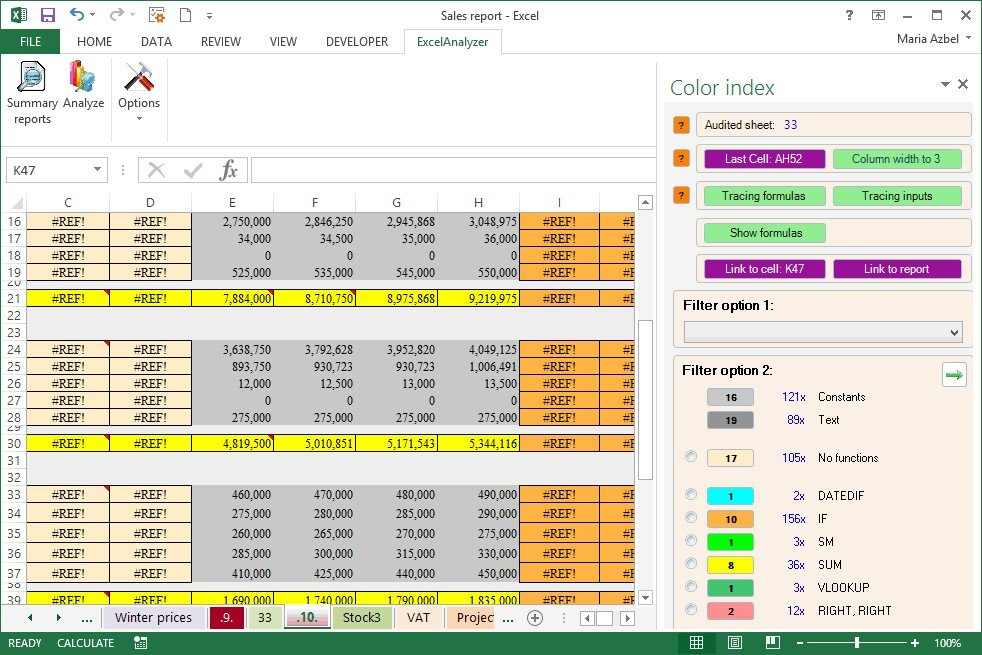 AbleBits Ultimate Suite for Microsoft Excel 2016.4.508.1342