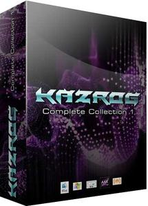 Kazrog Complete Collection 1 v1.1.0 WiN / OSX