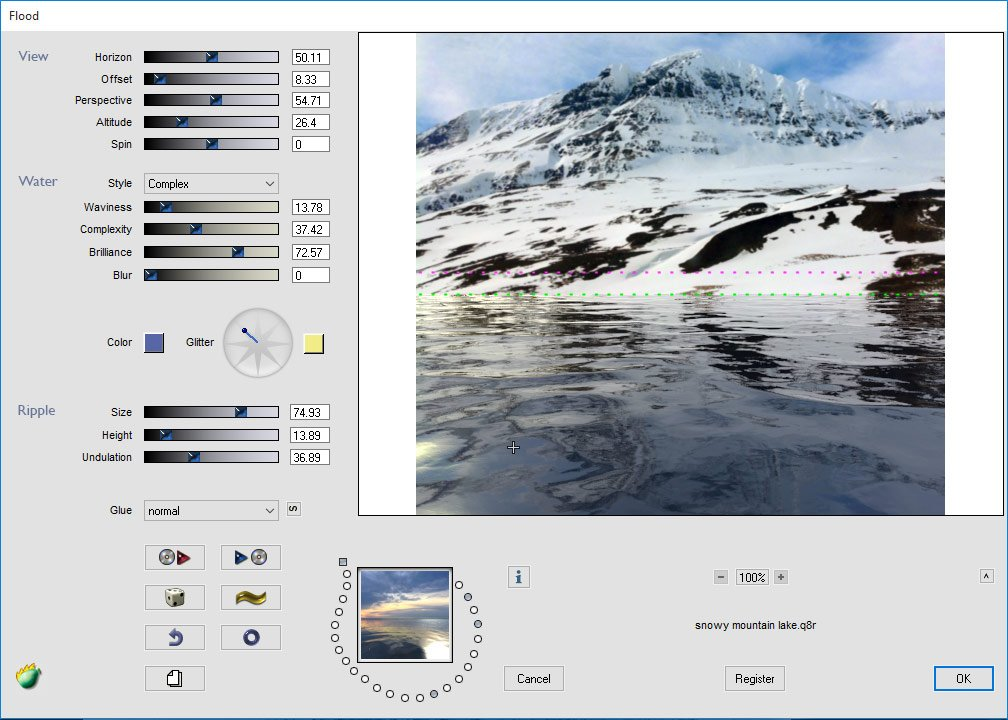 Flood 1.64 (x86/x64) Plug-in for Adobe Photoshop