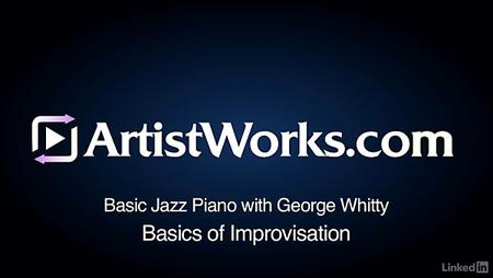 Lynda - Jazz Piano: 3 Basics of Improvisation
