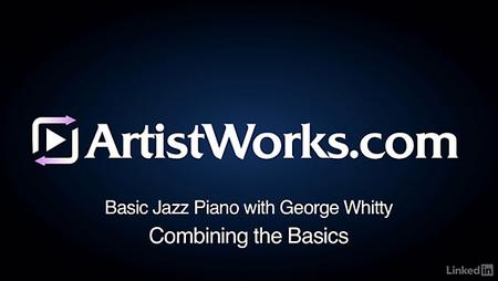 Lynda - Jazz Piano Lessons: 2 Song Foundations