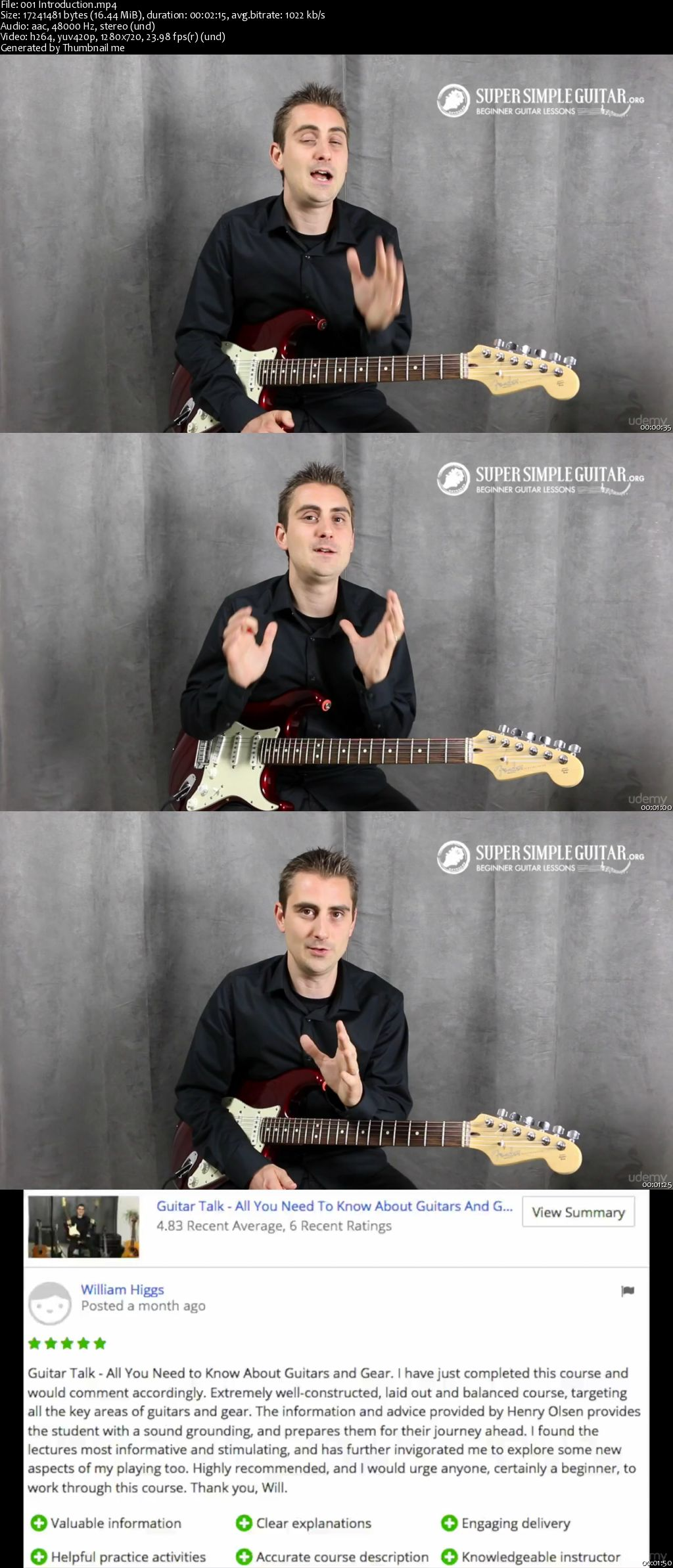 Learn to play your favorite guitar songs by ear