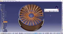CATIA V5 Essentials – Revolve and Sweeps